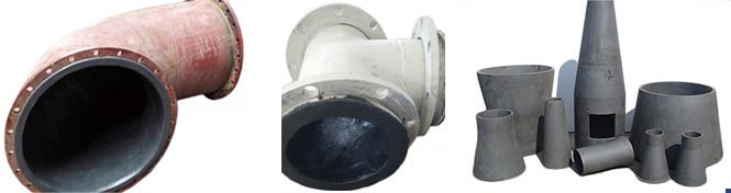 Material de carburo de silicio